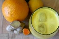 Victoria Lise Orange Lemon fresh Pressed Juice