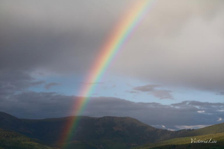 Victoria Lise Colorado Color Summer Rainbow