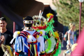 Victoria Lise Standing Rock Souix Gathering at DU