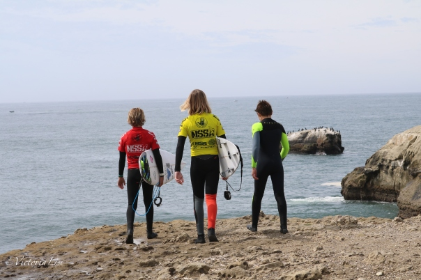 Victoria Lise Captures Young Surfers