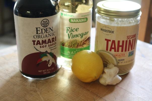 Victoria Lise Veggie Recipe Kitchen Staples