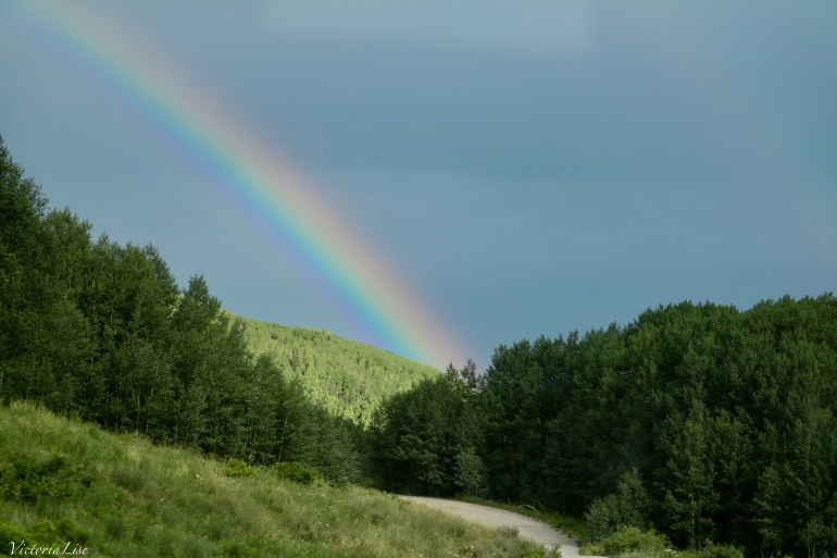 Victoria Lise Rainbow Season in Crested Butte