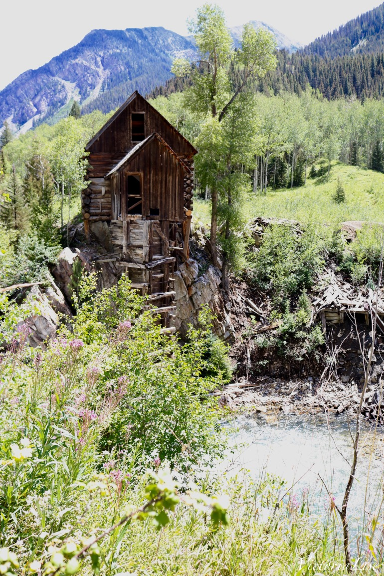 Colorado's iconic Crystal Mill
