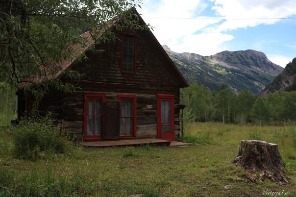 Cabin in Crystal, Colorado