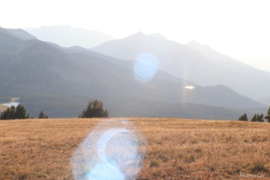Layers of Colorado Mountains Victoria Lise