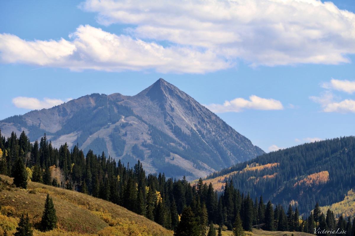 Mt. Crested Butte Colorado Victoria Lise
