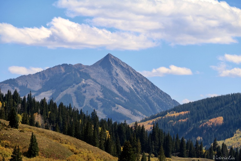 Mt. Crested Butte Colorado Victoria Lise