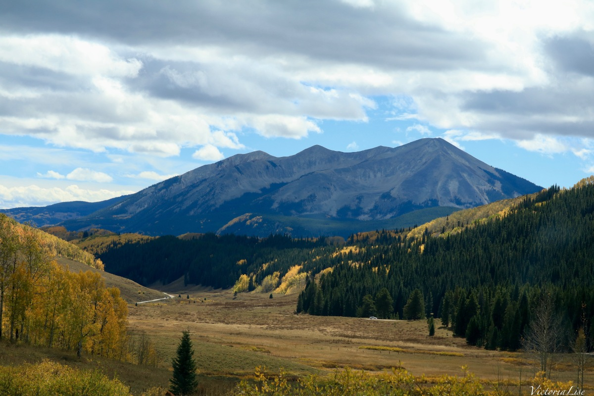 Whetstone mountain Colorado during autumn 2017. Victoria Lise