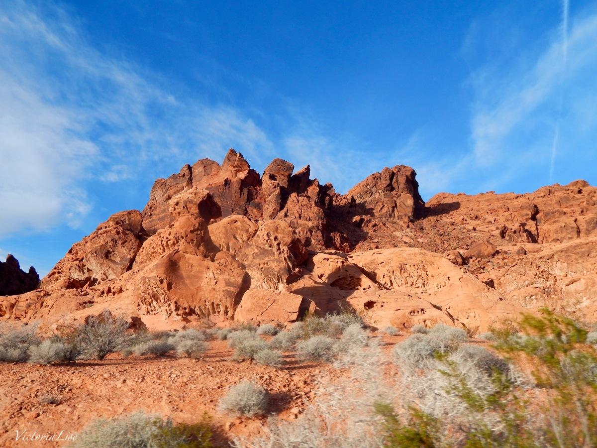 Desert Reds. Victoria Lise