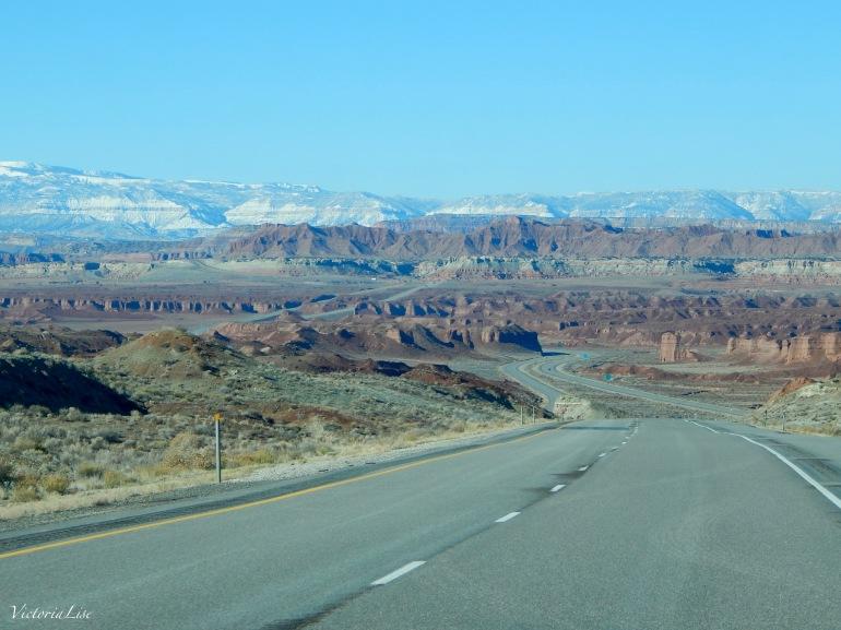 Western Highway. ©Victoria Lise